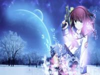 Angel Beats wallpaper 11