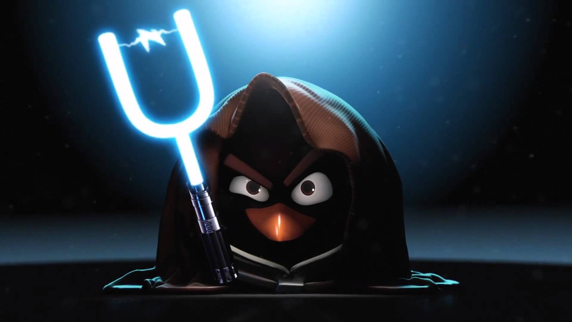 Angry Birds Star Wars wallpaper 2