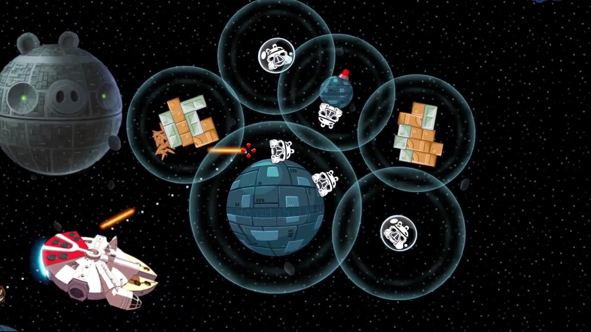 Angry Birds Star Wars wallpaper 4