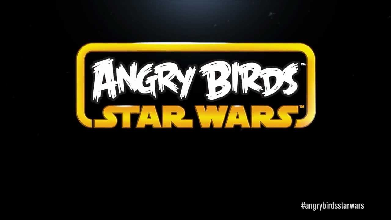 Angry Birds Star Wars wallpaper 9
