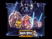 Angry Birds Star Wars wallpaper 1