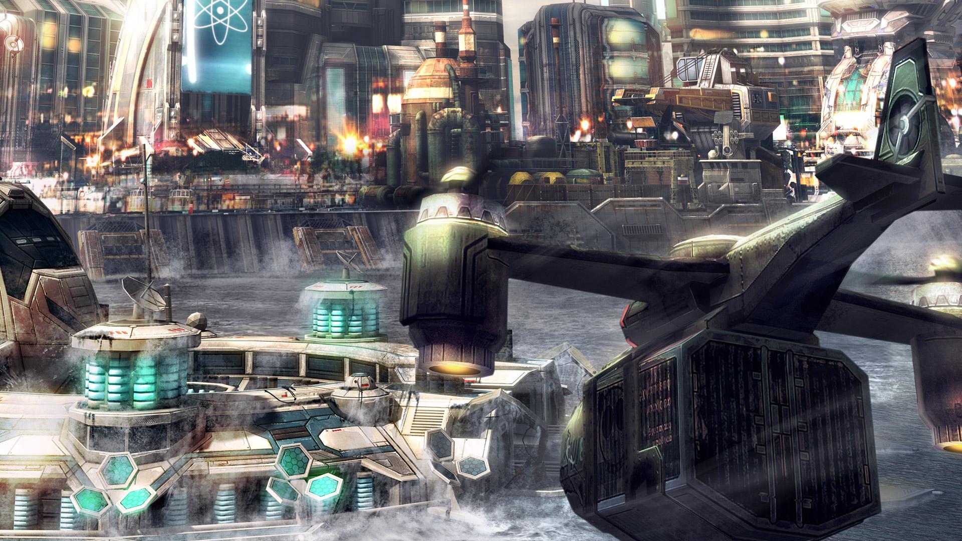 Anno 2070 wallpaper 4