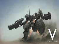 Armored Core V wallpaper 1