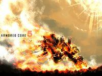 Armored Core V wallpaper 2