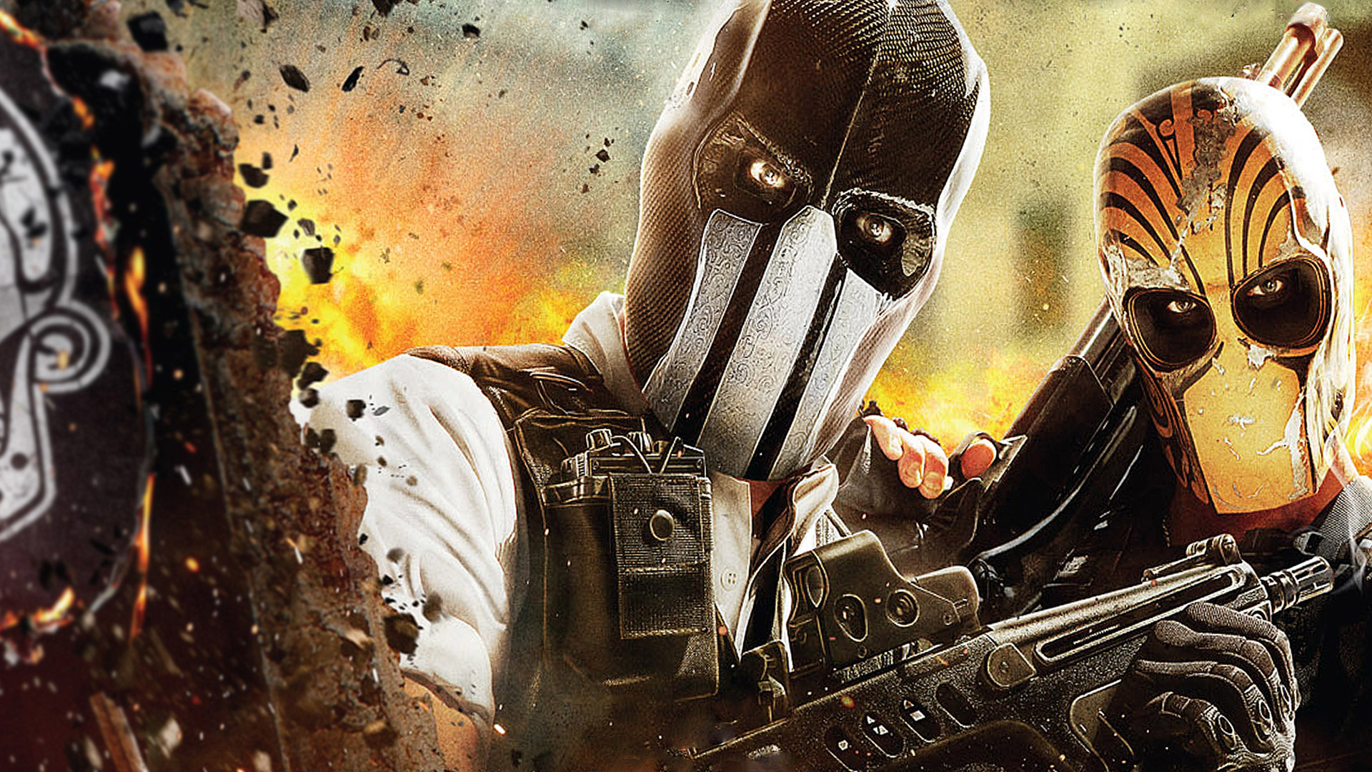Army of Two Devils Cartel wallpaper 7