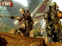 Army of Two wallpaper 2