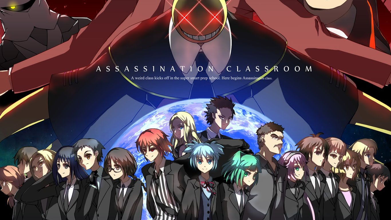 Assassination Classroom wallpaper 2