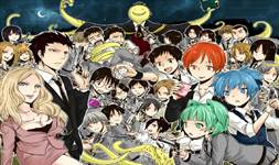 Assassination Classroom wallpaper 4