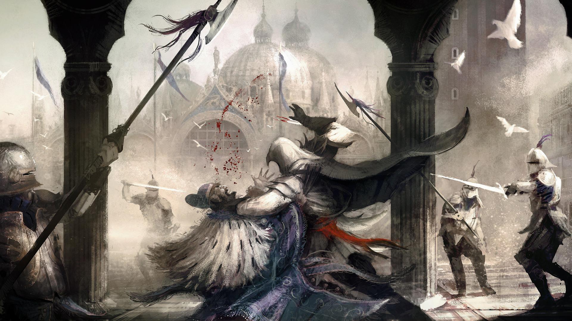 Assassins Creed 2 wallpaper 4