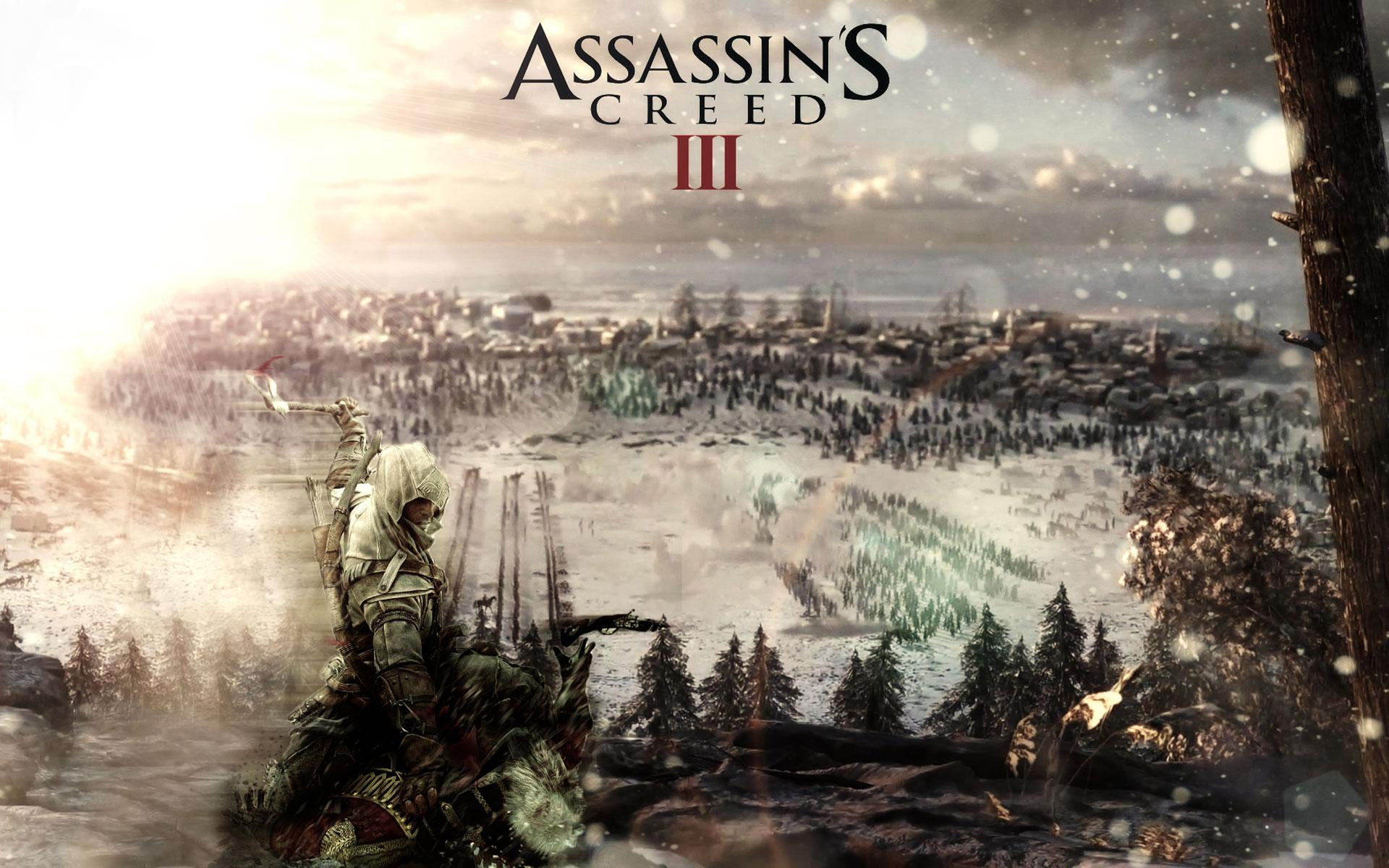 Assassins Creed 3 Wallpaper 3 Wallpapersbq