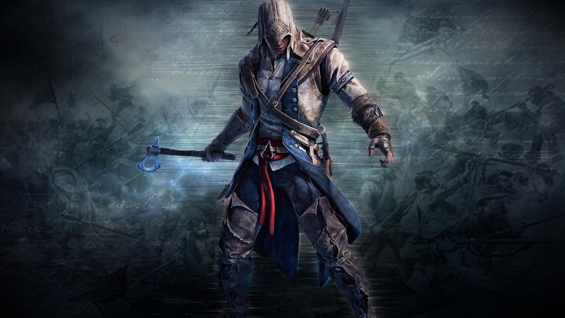 Assassins Creed 3 Wallpaper 6 Wallpapersbq