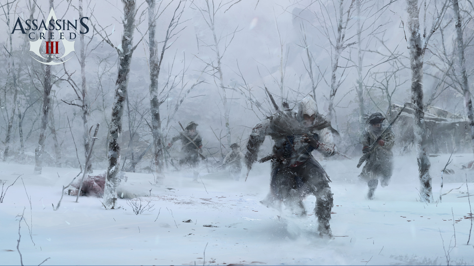 You Are Downloading Assassins Creed 3 Wallpaper 7 Download