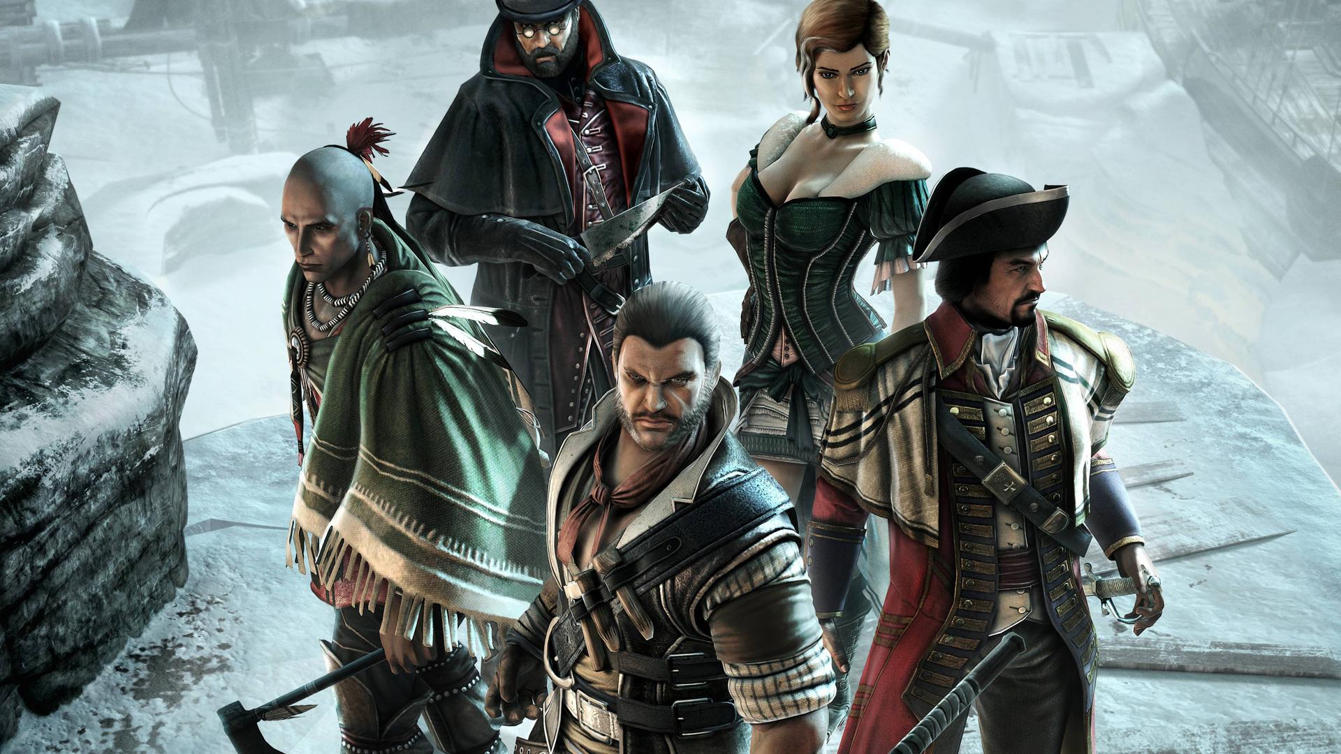 Assassins Creed 3 Wallpaper 8 Wallpapersbq