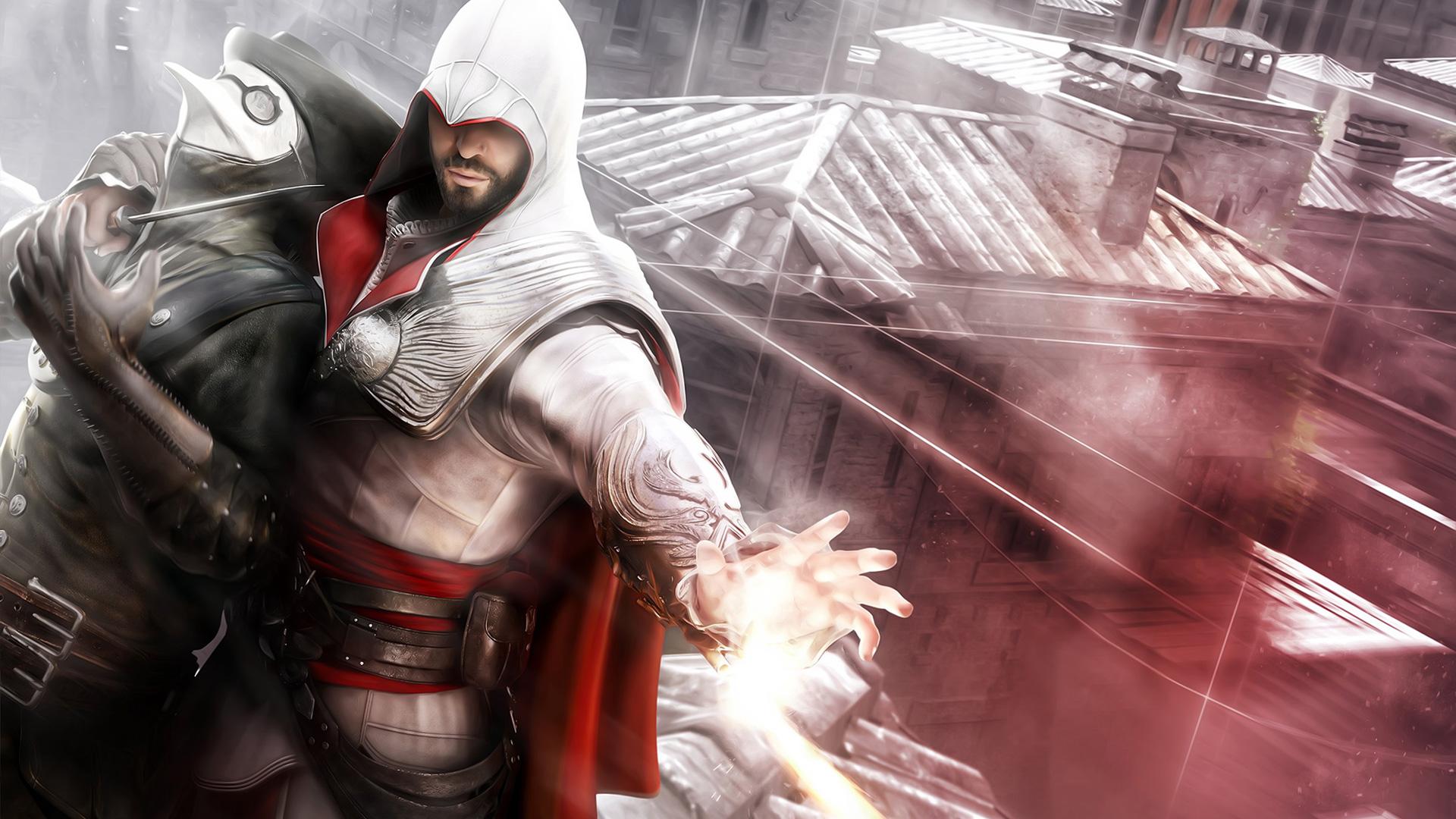 Assassins Creed Brotherhood Wallpaper 11 Wallpapersbq