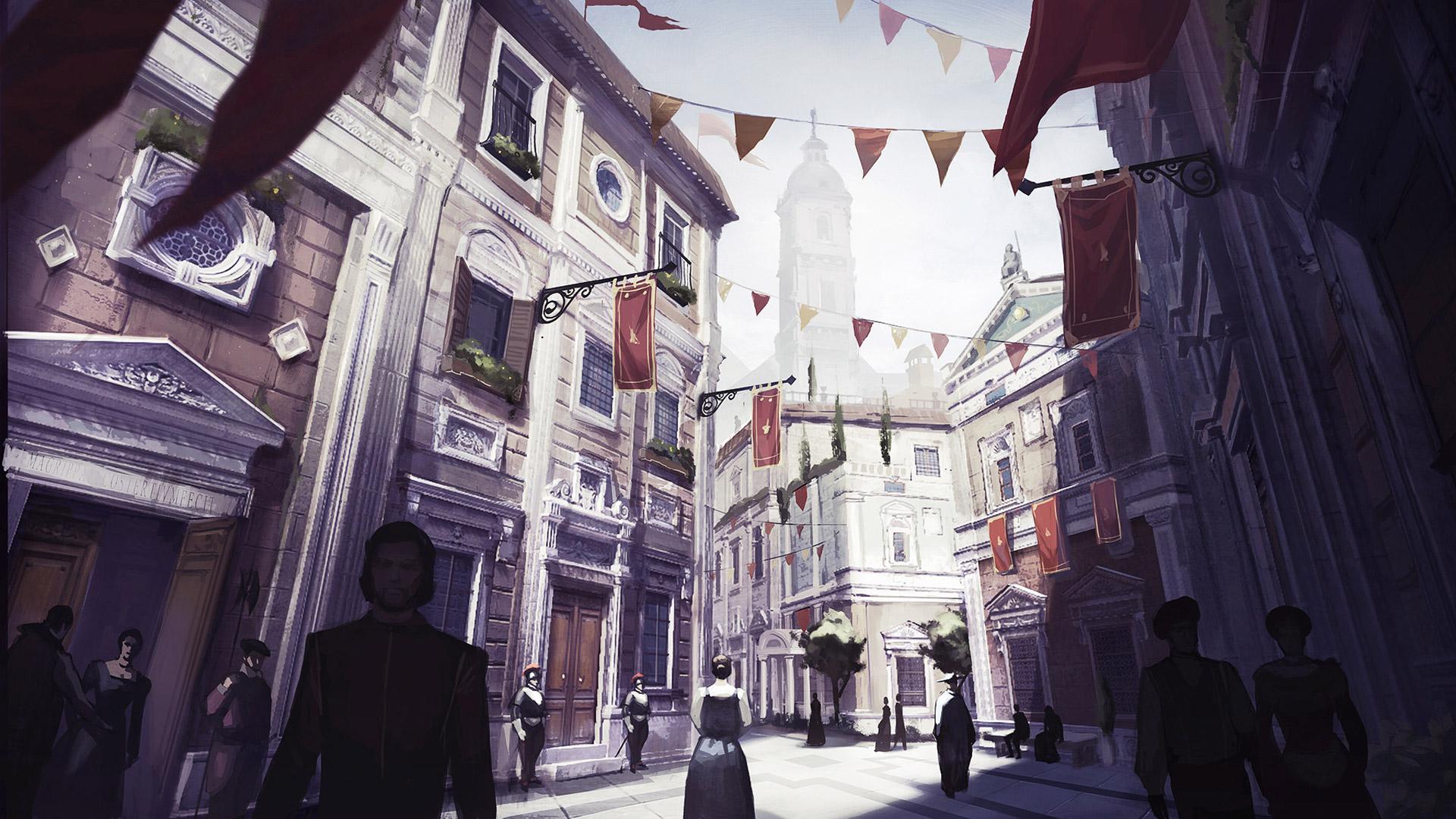 Assassins Creed Brotherhood wallpaper 3
