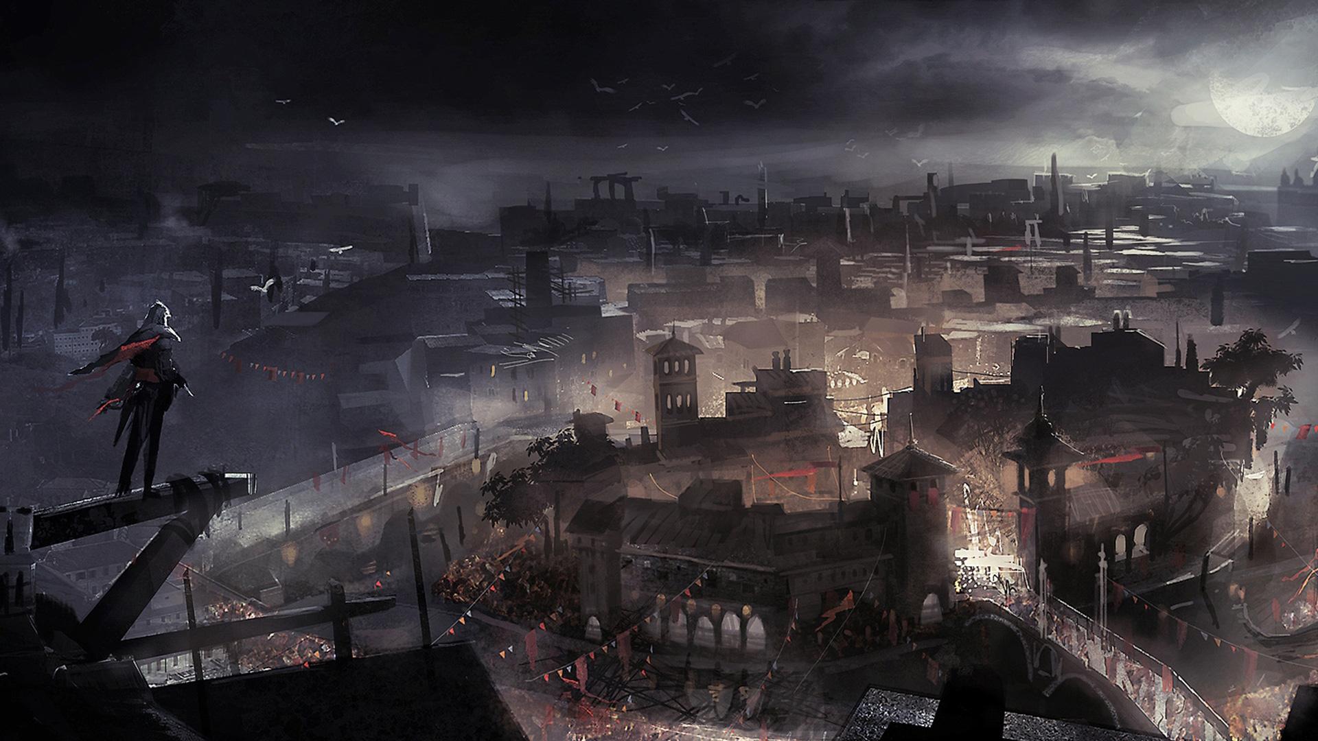 Assassins Creed Brotherhood wallpaper 6