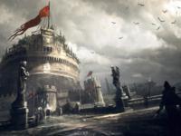Assassins Creed Brotherhood wallpaper 10