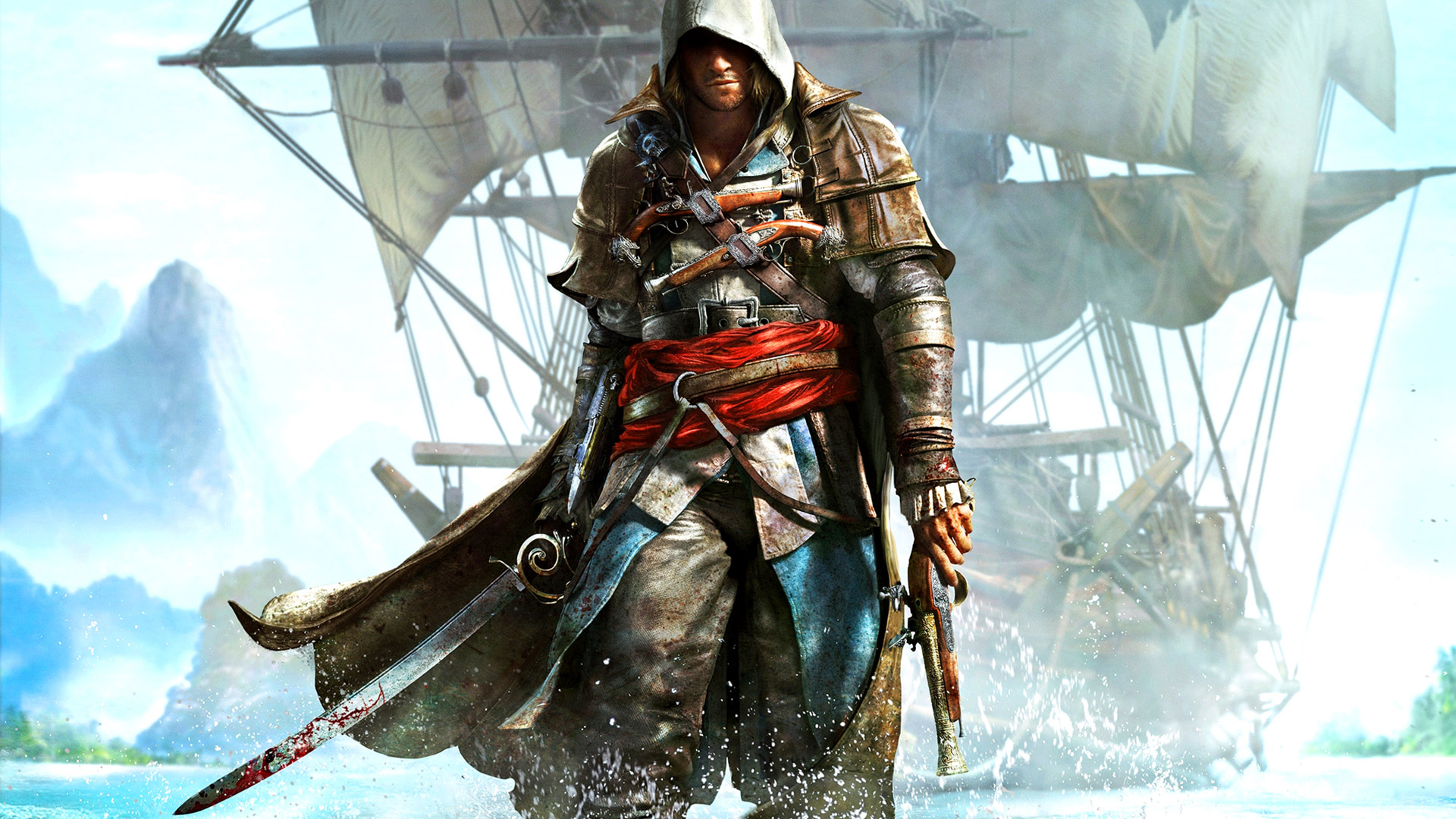 Assassins Creed IV Black Flag wallpaper 12