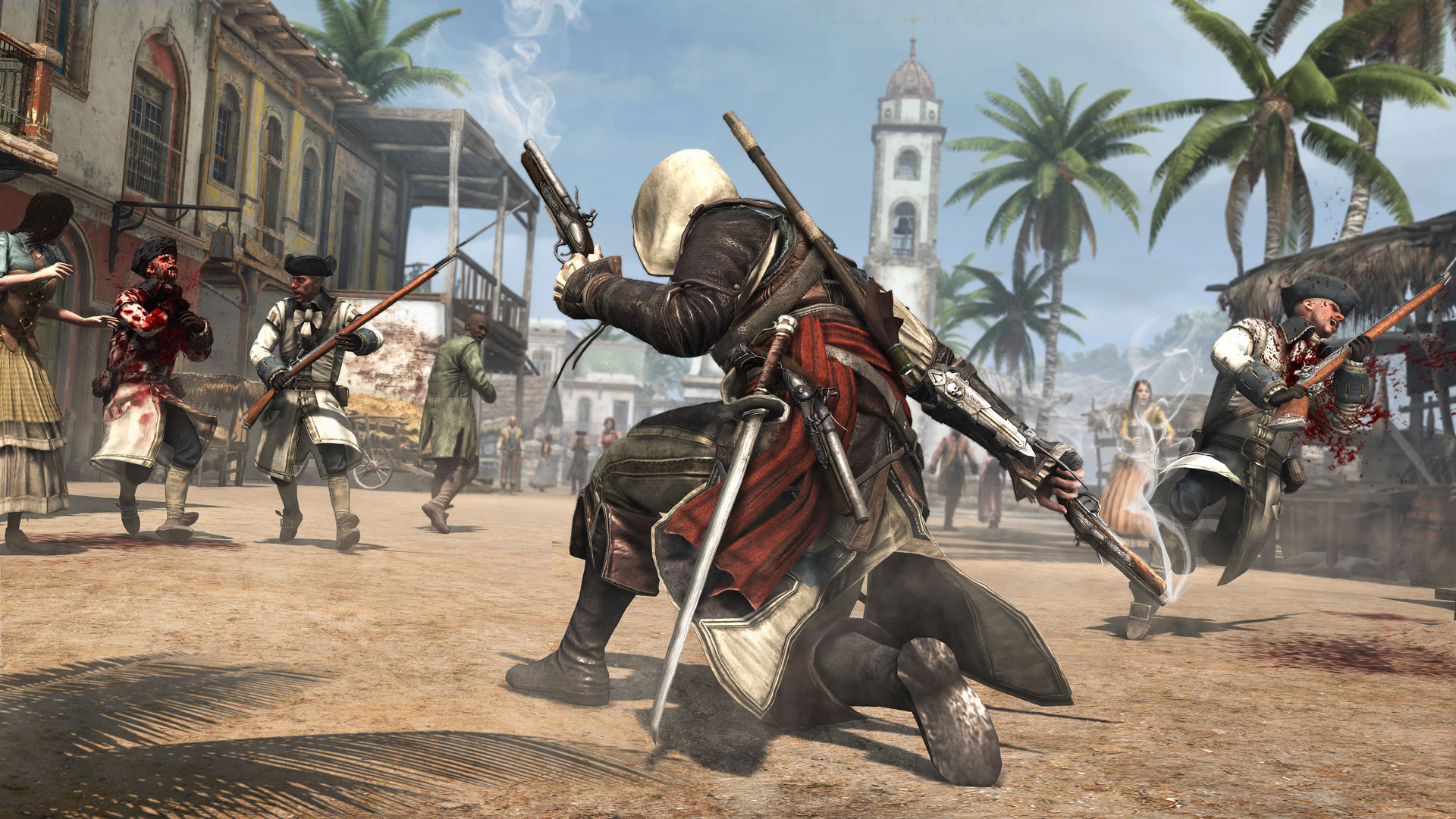 Assassins Creed Iv Black Flag Wallpaper 8 Wallpapersbq