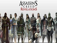 Assassins Creed Revelations wallpaper 8