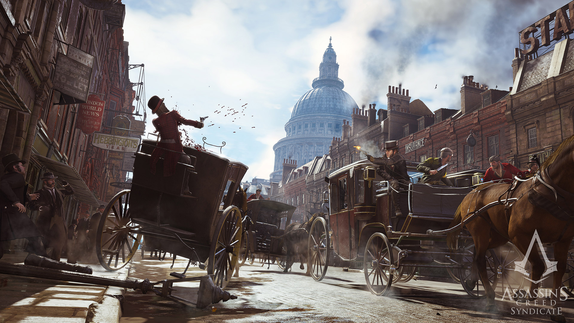 Assasins Creed Syndicate wallpaper 14