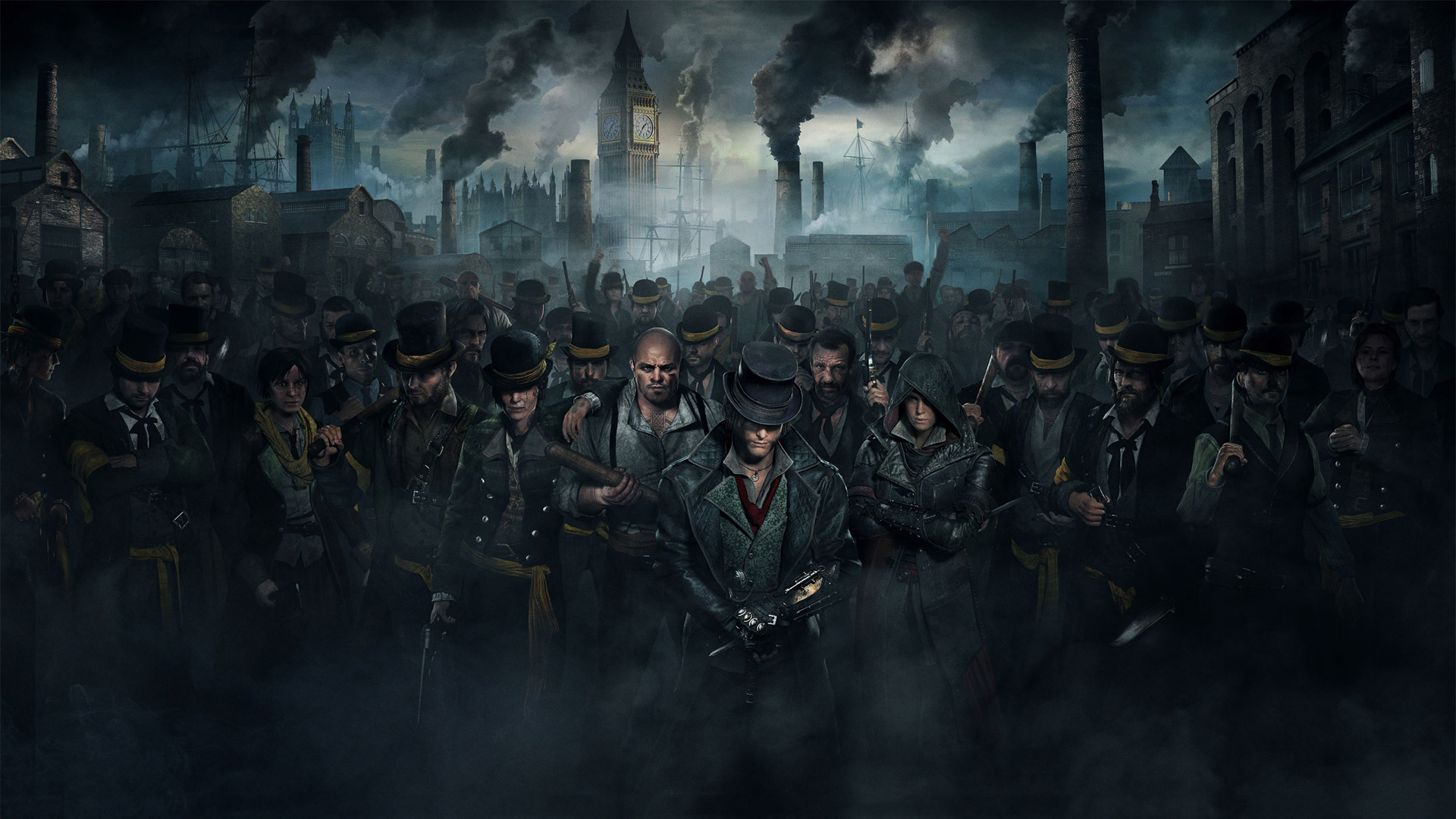 Assasins Creed Syndicate wallpaper 16