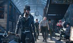 Assasins Creed Syndicate wallpaper 7