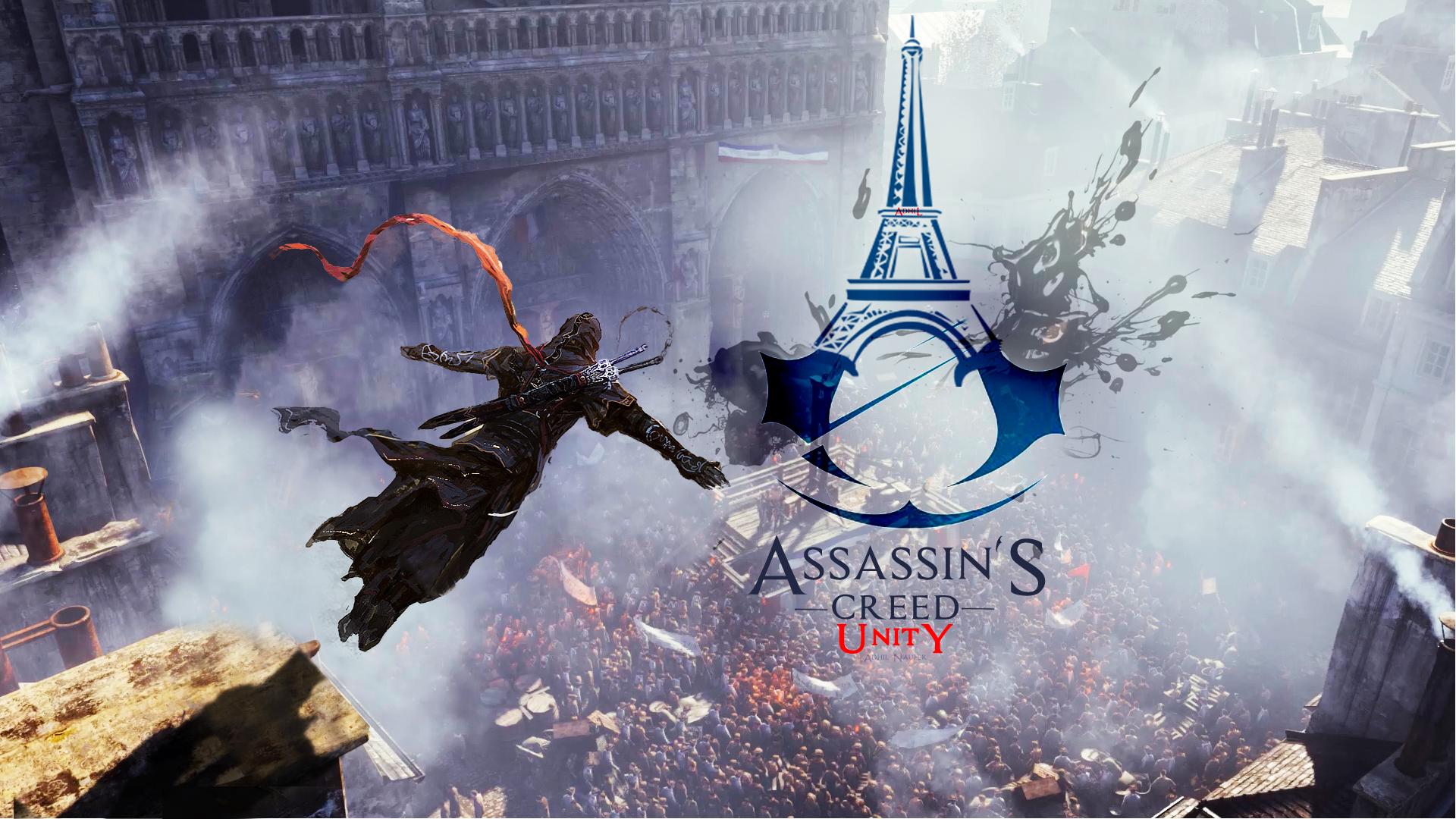 Assassins Creed Unity wallpaper 1