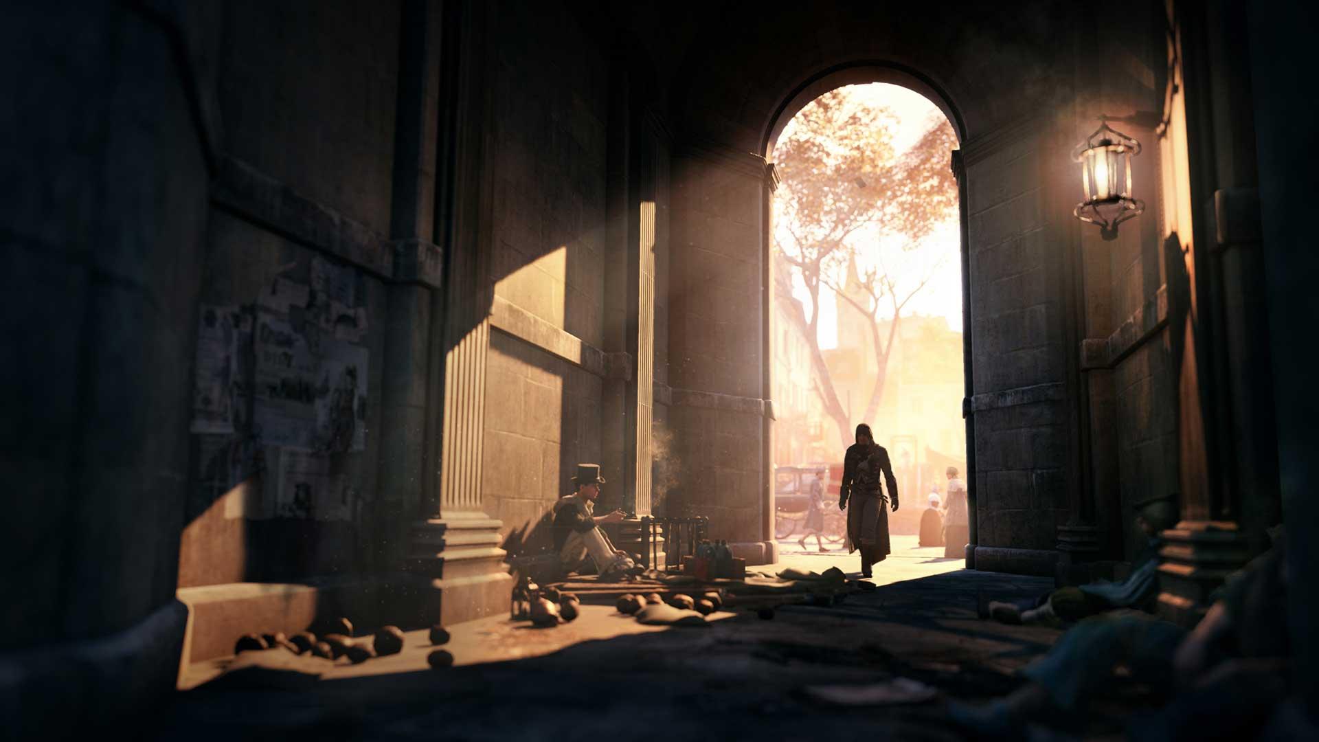 Assassins Creed Unity wallpaper 11