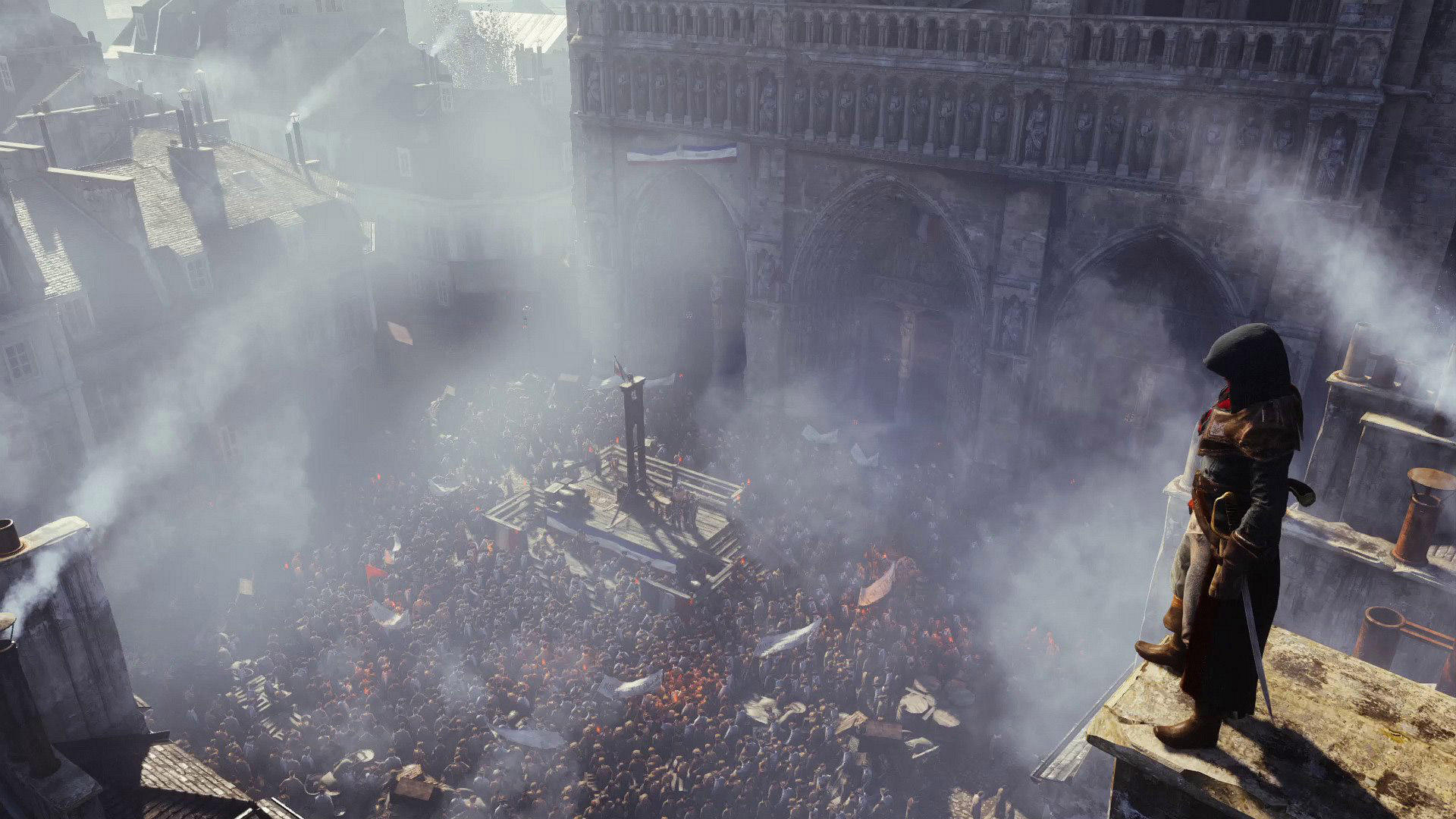 You Are Downloading Assassins Creed Unity Wallpaper 2 Download