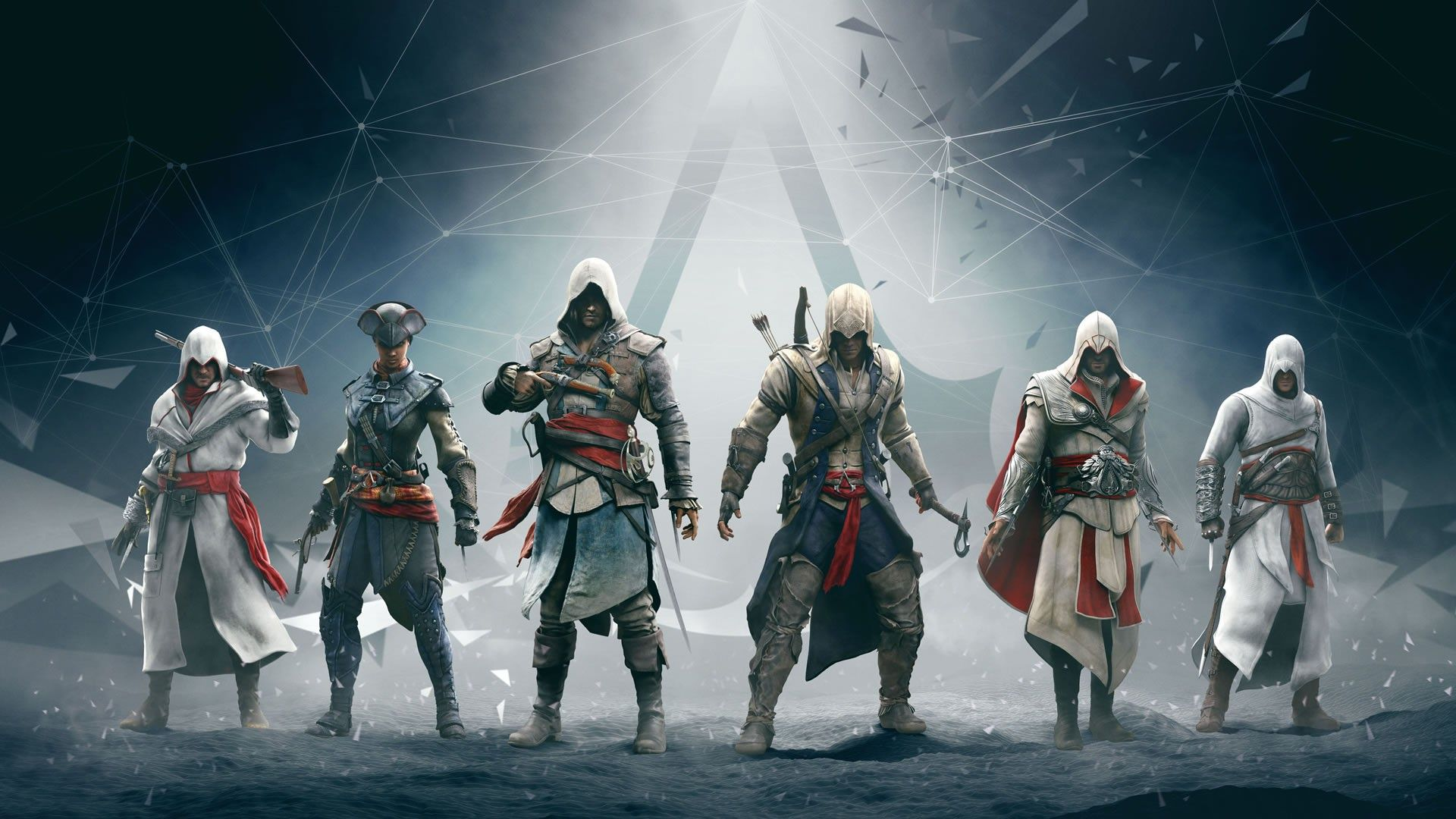 Assassins Creed Unity Wallpaper 3