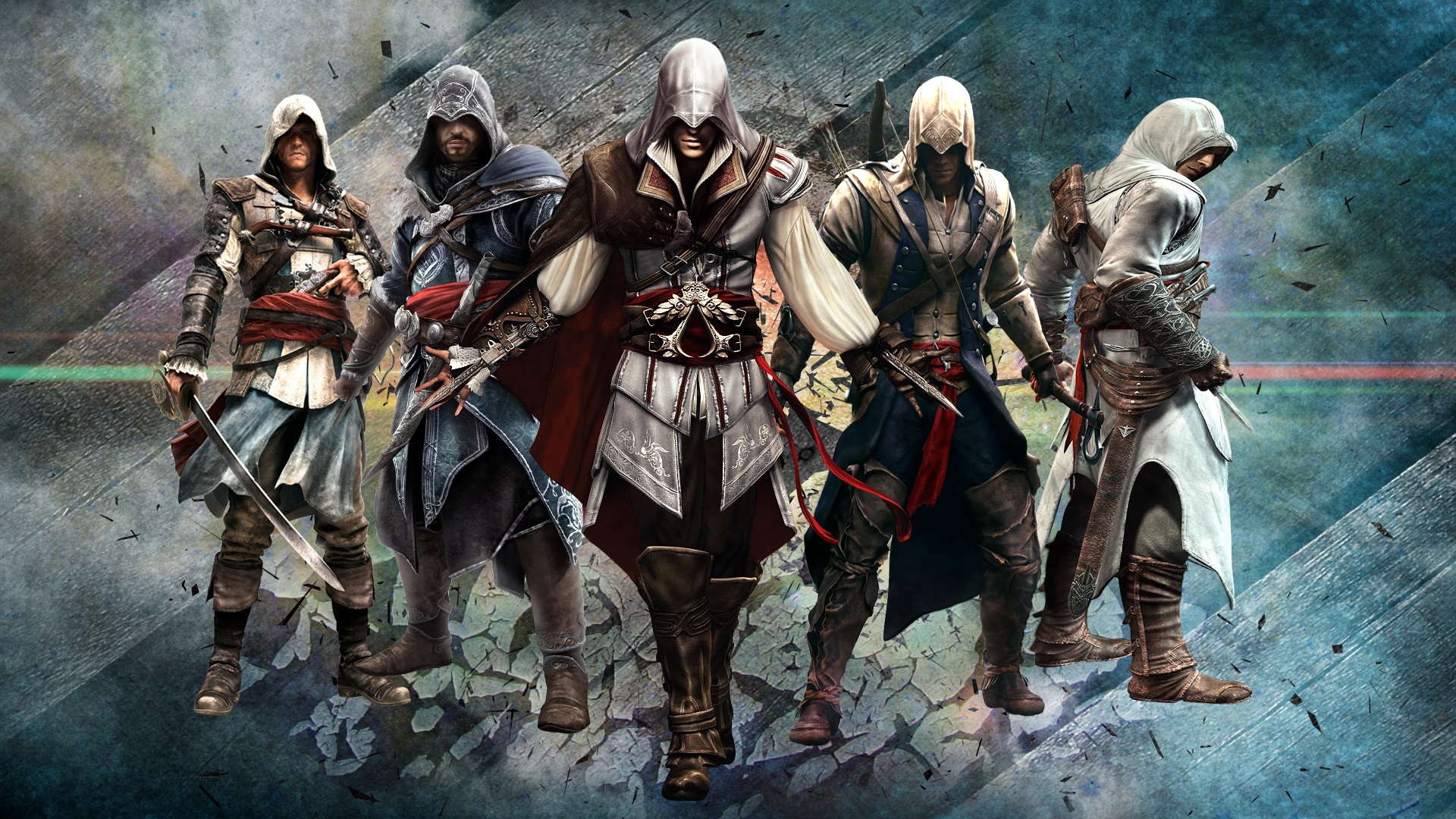 You Are Downloading Assassins Creed Unity Wallpaper 6 Download