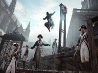 Assassins Creed Unity wallpaper 8