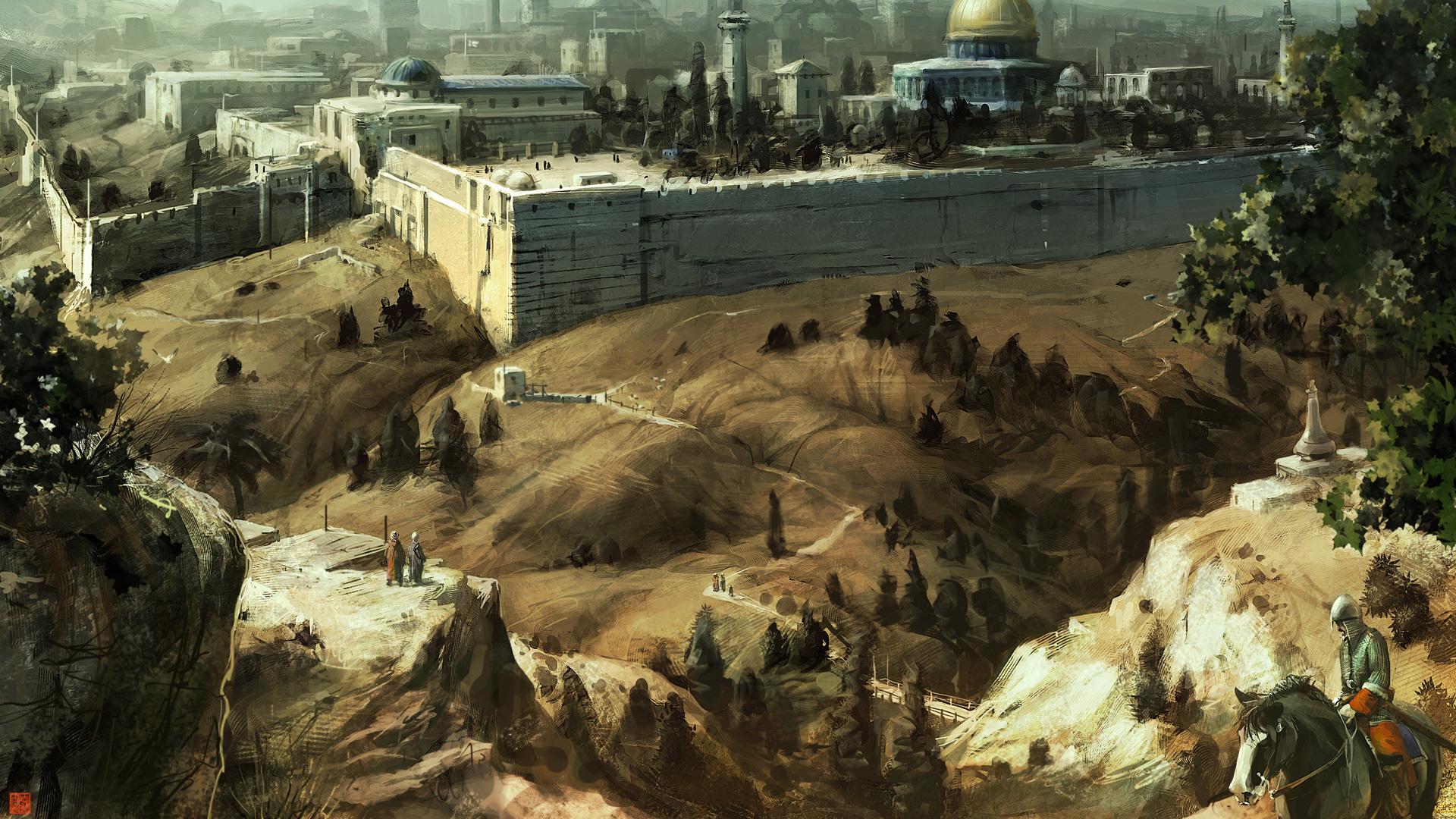 Assassins Creed wallpaper 17