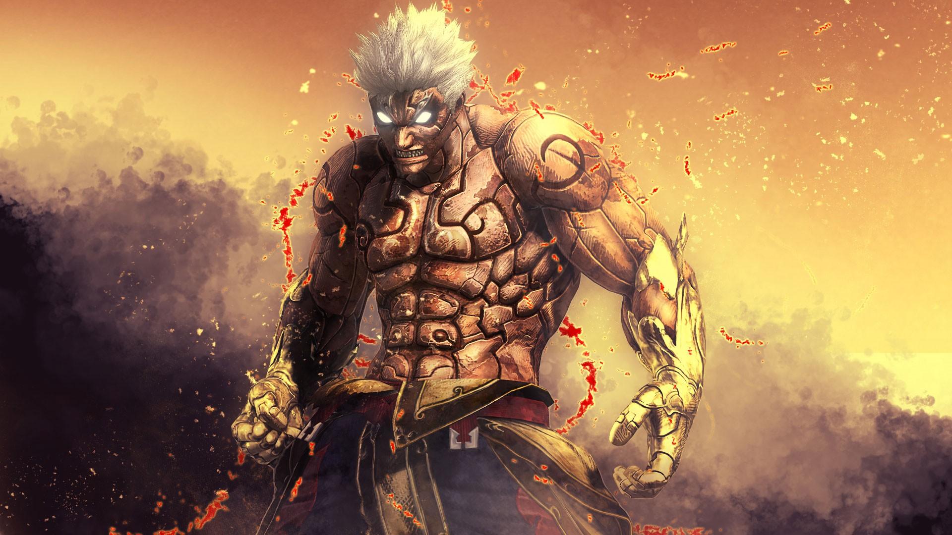 Asuras Wrath wallpaper 3