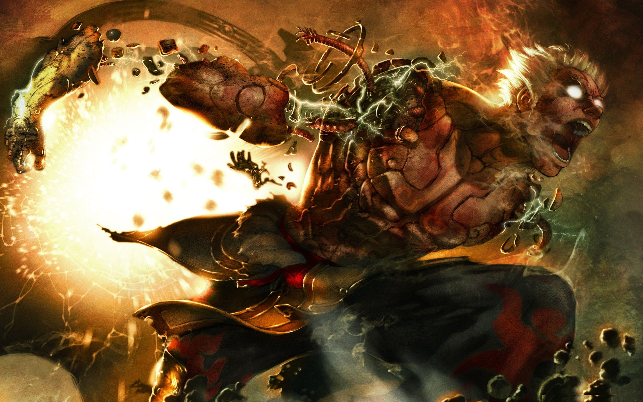 Asuras Wrath wallpaper 5