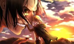 Attack on Titan Season 3 background 17