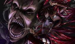 Attack on Titan Season 3 background 9