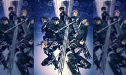 Attack on Titan Season 4 Scouts art wallpaper