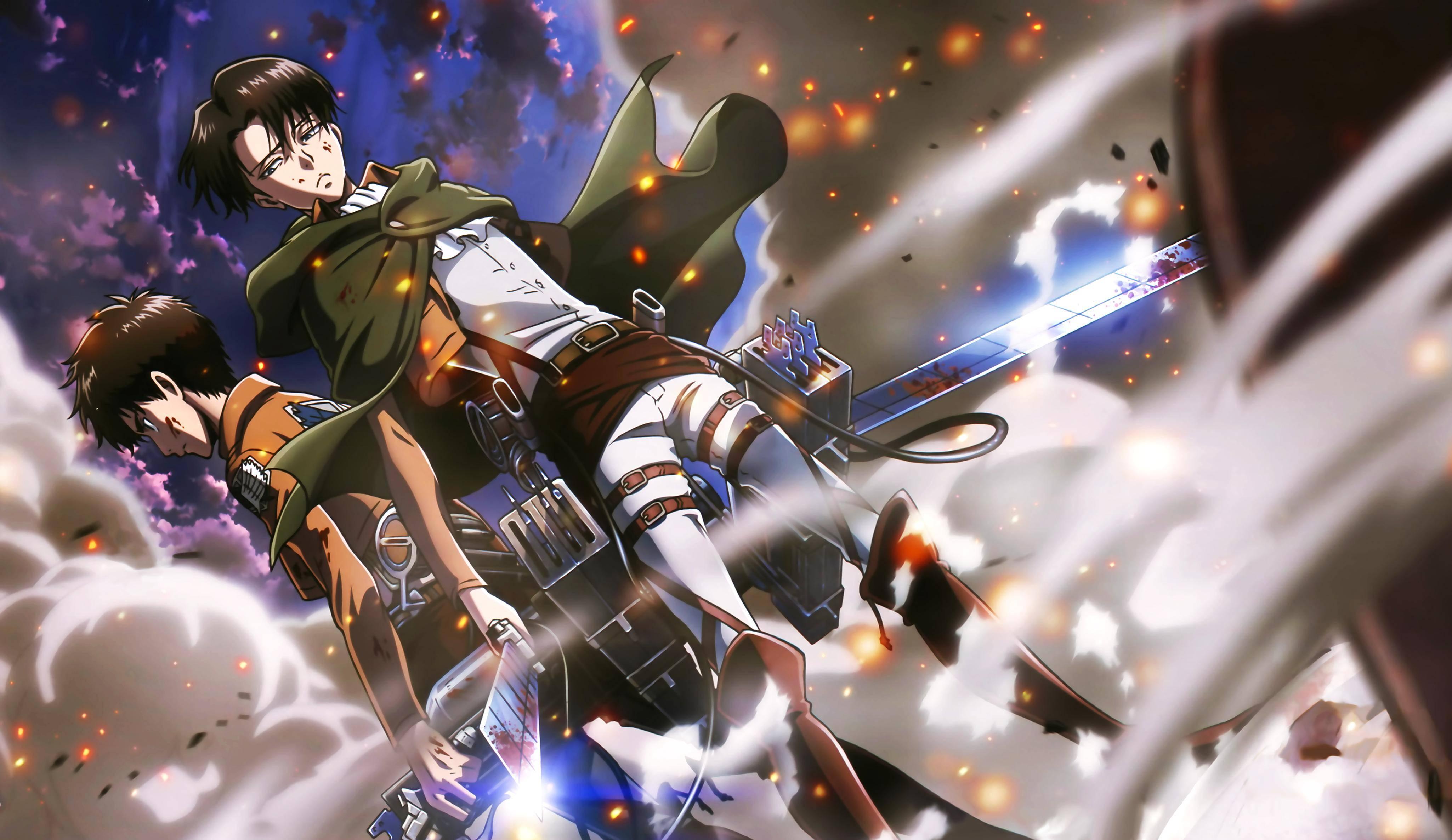 Attack on Titan wallpaper 9