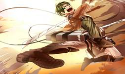 Attack on Titan wallpaper 1