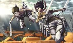Attack on Titan wallpaper 2