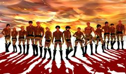 Attack on Titan wallpaper 3