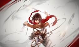 Attack on Titan wallpaper 8