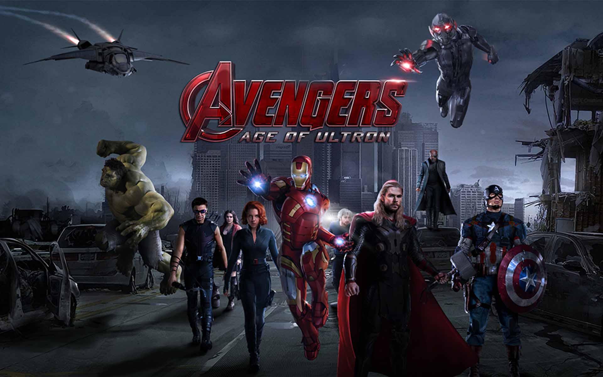 Avengers Age of Ultron wallpaper 27