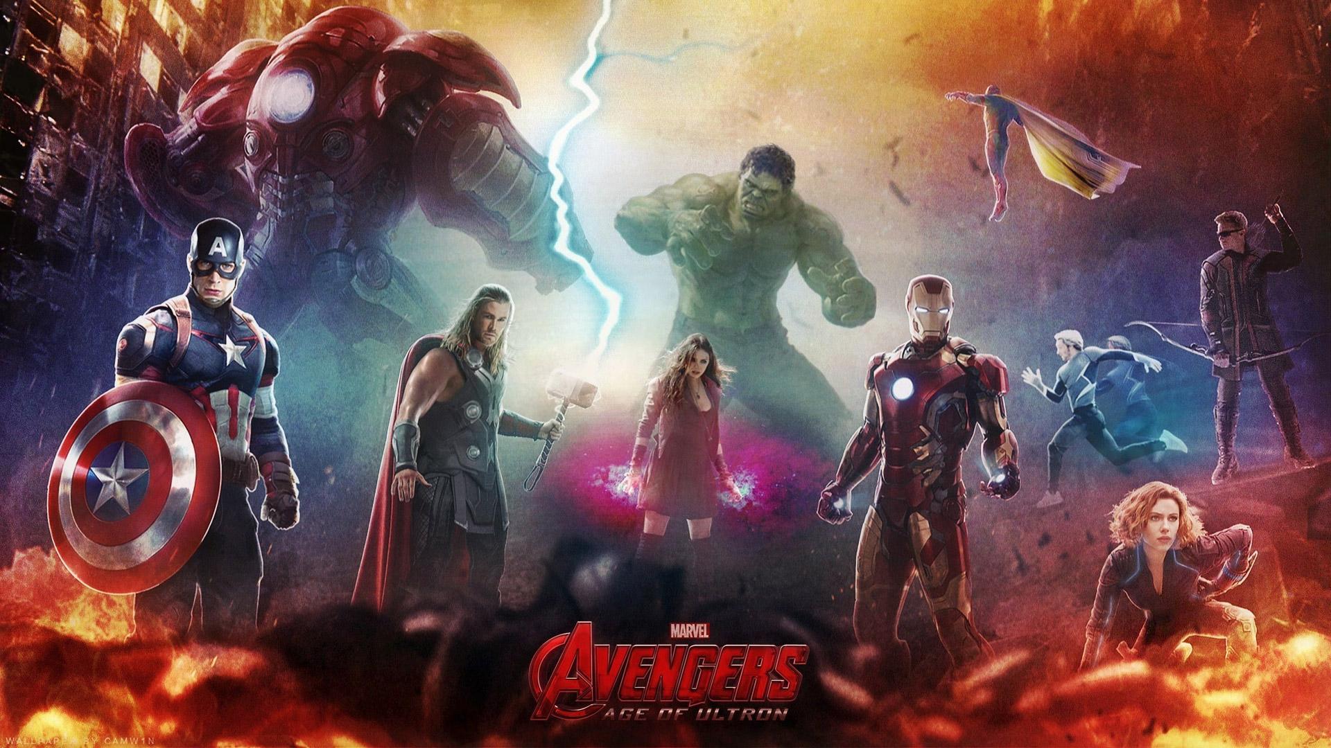 Avengers Age of Ultron wallpaper 8