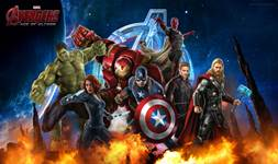 Avengers Age of Ultron wallpaper 14