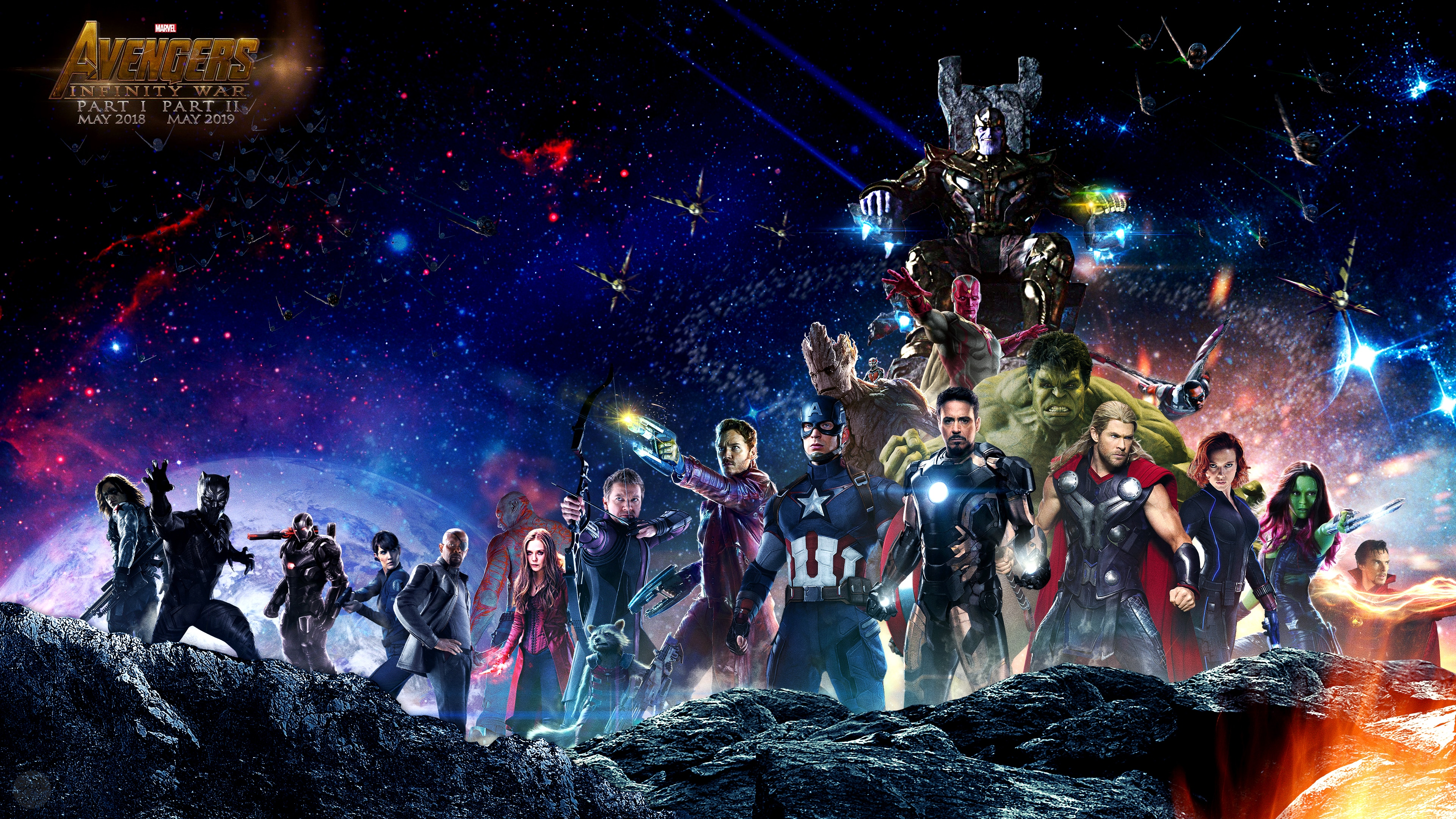 Avengers Infinity War wallpaper 1