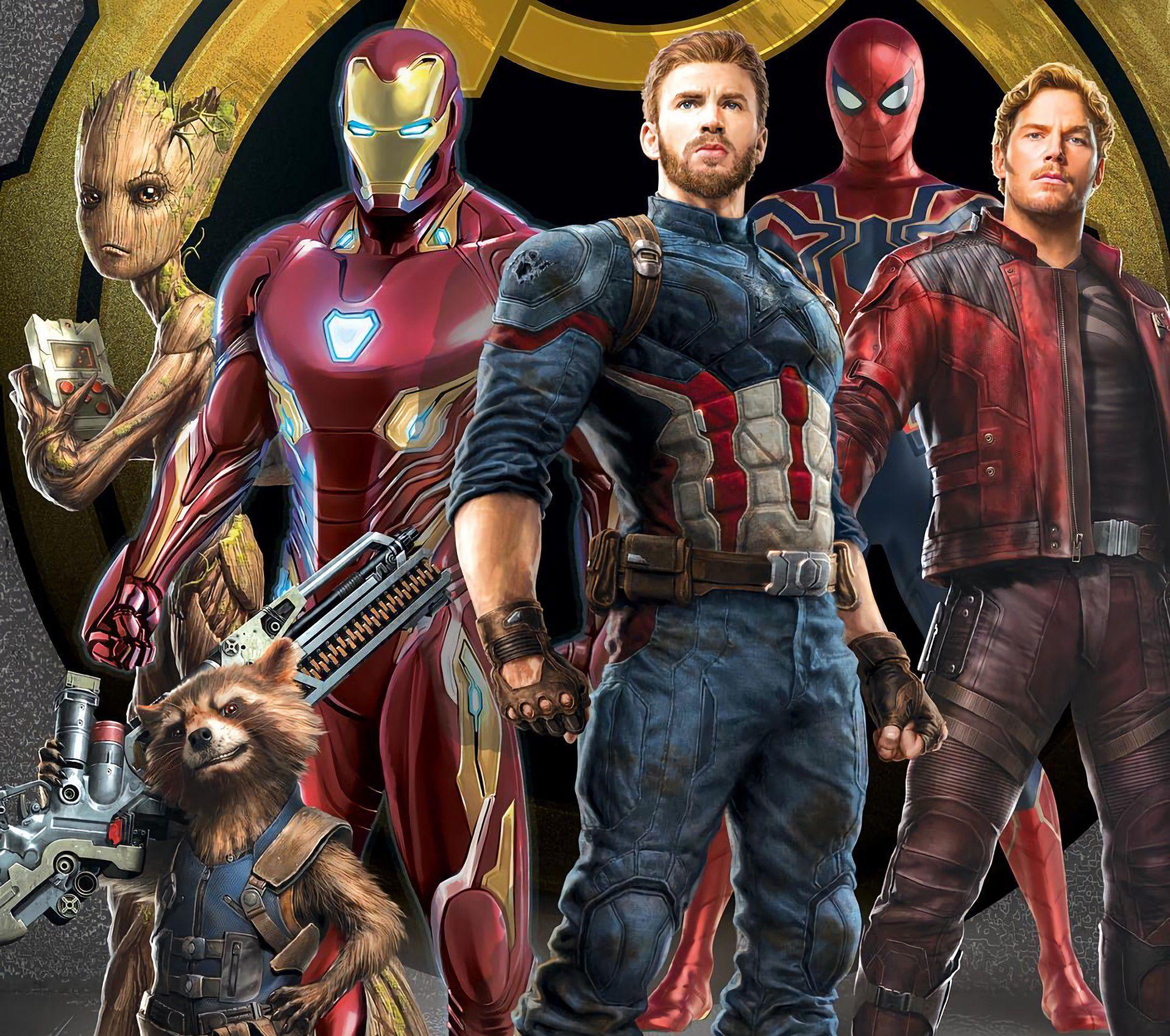 Avengers Infinity War wallpaper 10