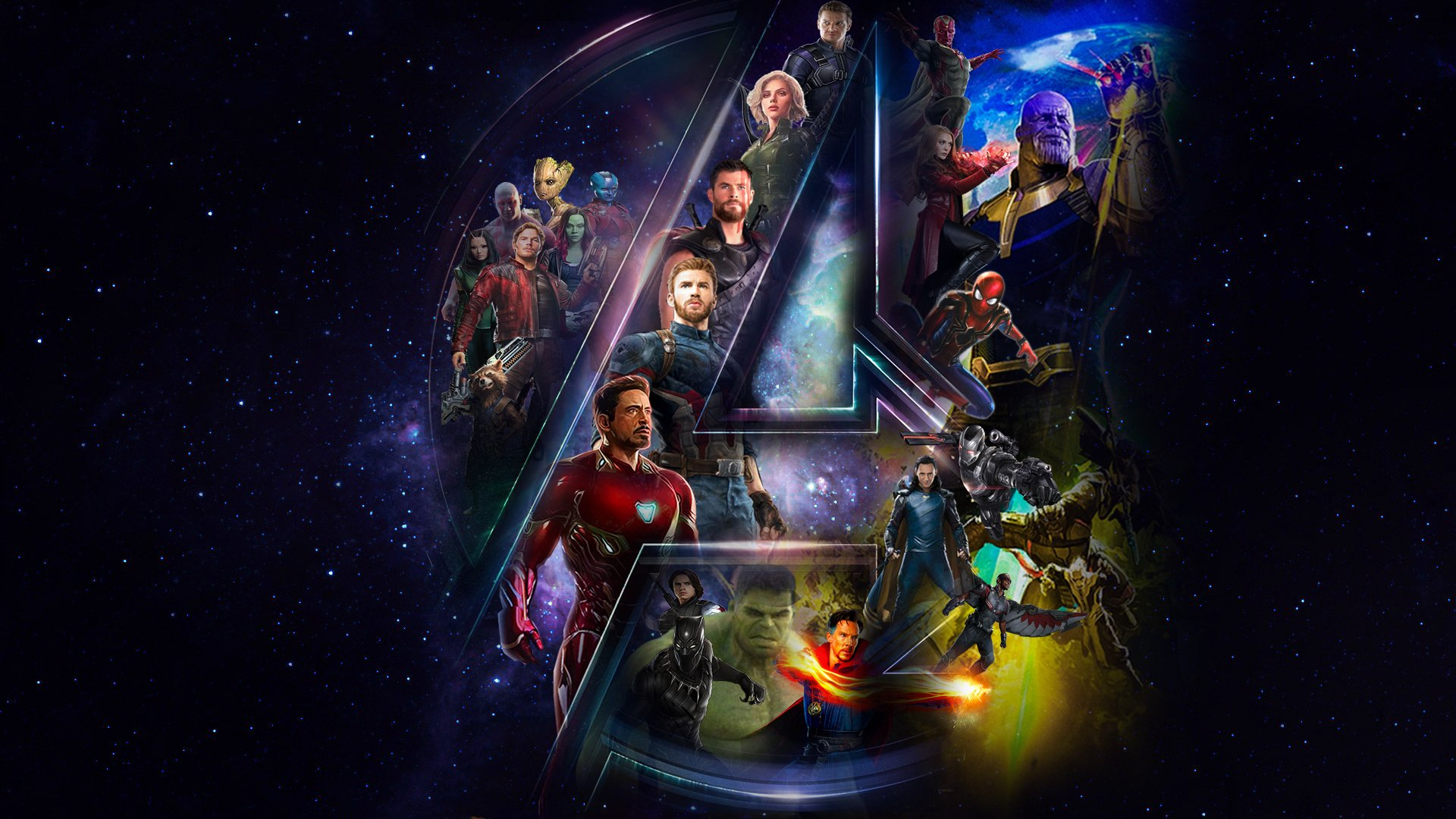 Avengers Infinity War wallpaper 3